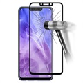 Hat Prince Full Size Huawei Nova 3 Tempered Glass Screen Protector - Black