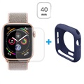 Hat Prince Apple Watch Series SE/6/5/4 Full Protection Set - 40mm - Dark Blue
