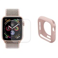 Hat Prince Apple Watch Series SE/6/5/4 Full Protection Set - 40mm - Pink