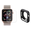Hat Prince Apple Watch Series SE/6/5/4 Full Protection Set - 44mm