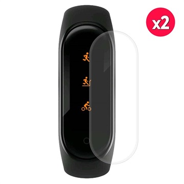 Hat Prince Xiaomi Mi Band 4 TPU Screen Protector - Transparent