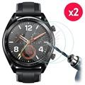 Hat Prince Huawei Watch GT Tempered Glass Screen Protector - 2 Pcs.