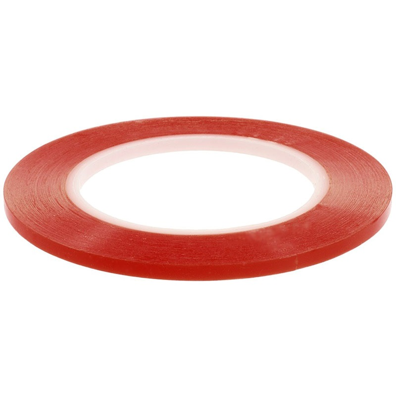 Heat Resistant Double Sided Adhesive Tape 5mm