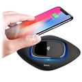 Hoco CW10 Fast Qi Wireless Charging Pad - 10W - Black