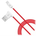 Hoco UPM10 MicroUSB Cable - Red