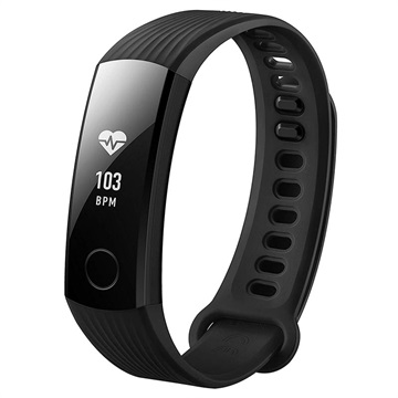 Honor Band 3 Water Resistant Activity Tracker 55022019 - Black