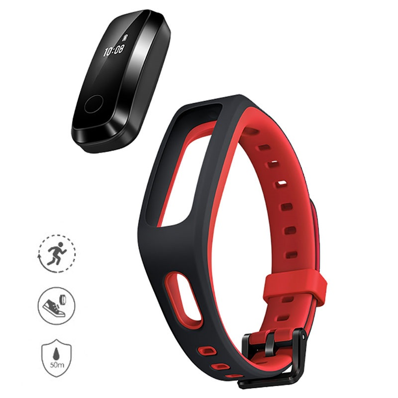 Honor Band 4 Running Activity Tracker 55030496 - Red / Black