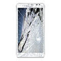 Huawei Ascend Mate LCD and Touch Screen Repair - White