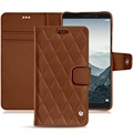 Huawei Mate 10 Noreve Tradition B Wallet Leather Case - Couture Brown