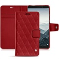 Huawei Mate 10 Noreve Tradition B Wallet Leather Case - Couture Red