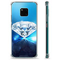 Huawei Mate 20 Pro Hybrid Case - Diamond