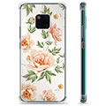 Huawei Mate 20 Pro Hybrid Case - Floral
