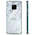 Huawei Mate 20 Pro Hybrid Case - Marble