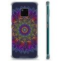 Huawei Mate 20 Pro Hybrid Case - Colorful Mandala