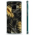 Huawei Mate 20 Pro Hybrid Case - Golden Leaves