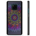 Huawei Mate 20 Pro Protective Cover - Colorful Mandala