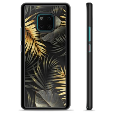 Huawei Mate 20 Pro Protective Cover - Golden Leaves