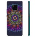 Huawei Mate 20 Pro TPU Case - Colorful Mandala
