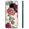 Huawei Mate 20 Pro TPU Case - Romantic Flowers