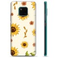 Huawei Mate 20 Pro TPU Case - Sunflower