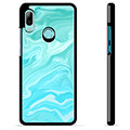 Huawei P Smart (2019) Protective Cover - Blue Marble