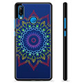 Huawei P20 Lite Protective Cover - Colorful Mandala