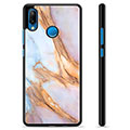 Huawei P20 Lite Protective Cover - Elegant Marble