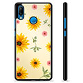 Huawei P20 Lite Protective Cover - Sunflower