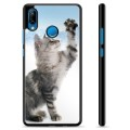 Huawei P20 Lite Protective Cover - Cat