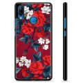 Huawei P20 Lite Protective Cover - Vintage Flowers