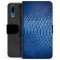 Huawei P20 Premium Wallet Case - Leather