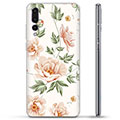Huawei P20 Pro TPU Case - Floral