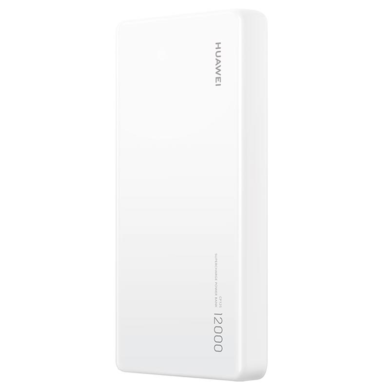 Huawei SuperCharge Power Bank CP12S - 12000mAh - White