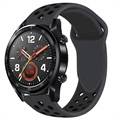 Huawei Watch GT Silicone Sport Band - Black