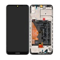 Huawei Y6 (2019) LCD Display (Service pack) 02352LVM - Midnight Black