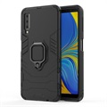 Samsung Galaxy A7 (2018) Hybrid Case with Ring Holder