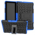 Huawei MediaPad T5 10 Anti-Slip Hybrid Case - Black / Blue