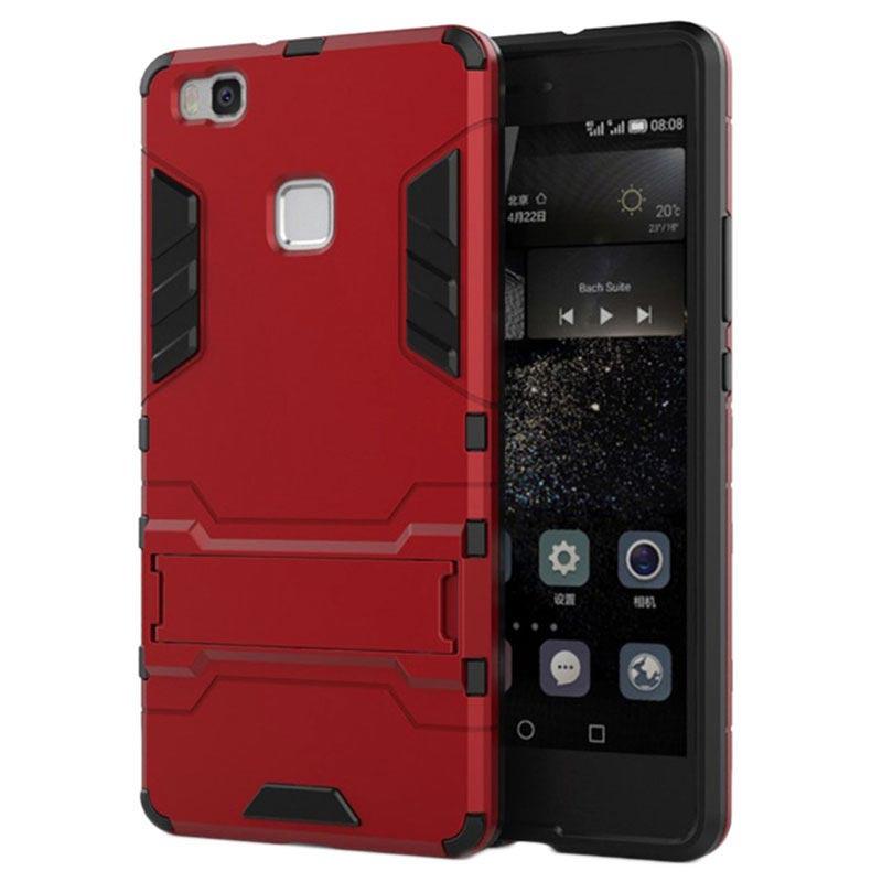 selezione premium 7e0e6 94d47 Huawei P9 Lite Detachable Stand Hybrid Case