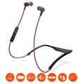 HyperGear Flex Bluetooth Stereo Headset - Black / Red