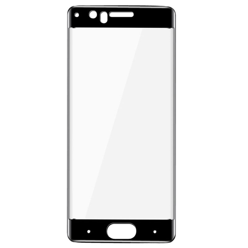 oneplus 5 imak 3d curved full size tempered glass screen protector