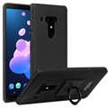 Imak Cowboy Ring HTC U12+ Case with Screen Protector