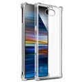 Imak Drop-Proof Sony Xperia 10 TPU Case - Transparent