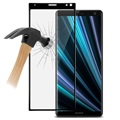 Imak Full Size Sony Xperia 10 Tempered Glass Screen Protector - Black