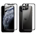 Imak Metal iPhone 11 Pro Max Tempered Glass Protection Set
