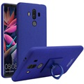 Huawei Mate 10 Pro Imak Ring Case with Screen Protector - Blue