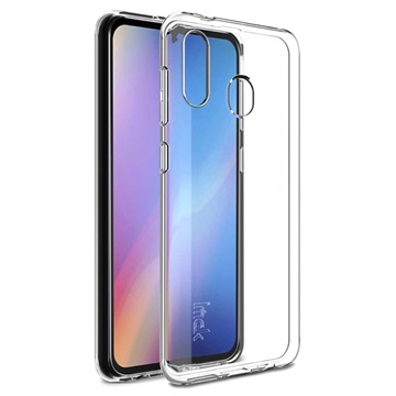Imak UX-5 Series Samsung Galaxy A40 TPU Case - Transparent