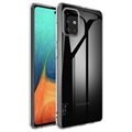 Imak UX-5 Samsung Galaxy A71 TPU Case - Transparent