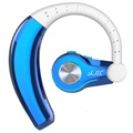 In-Ear Mono Bluetooth 4.1 Headset T9 - Blue