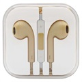 In-ear Headset - iPhone, iPad, iPod - Yellow