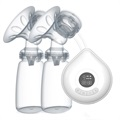 Intelligent Double-bottle Electric Breast Pump - BPA Free